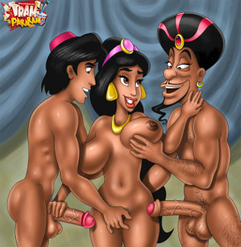 princess jasmine cartoon sex